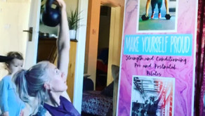 """Unpacking """"home workouts"""" for the pregnant and postpartum athlete..."""