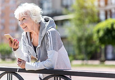 older women excercise and ageing positively