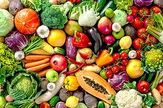 fruit, vegtables, eating the rainbow, nutrition,wellbeing, li