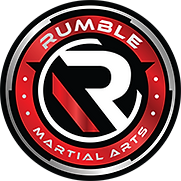 Rumble Martial Arts Shield Logo Brazilia