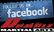 Follow us on facebook - rumble martial a