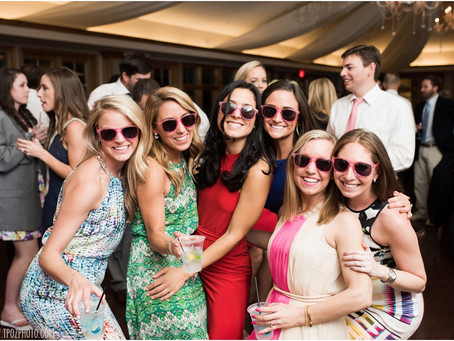 Host Your Party at the Yacht Club