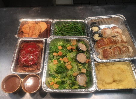 Feed a Family of 4 with Carryout Specials