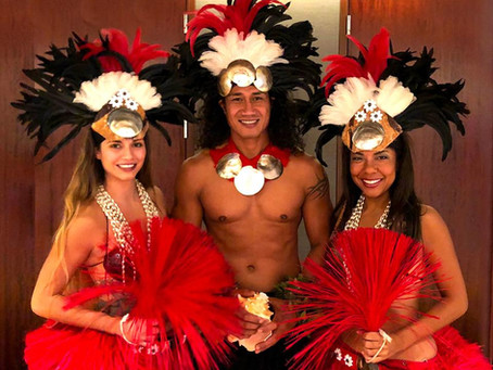 Luau Party set for May 19