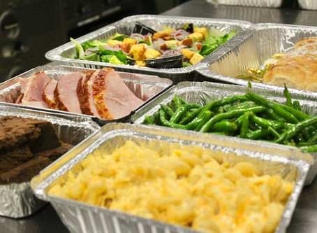 Yacht Club Sets Delivery and Carryout Record
