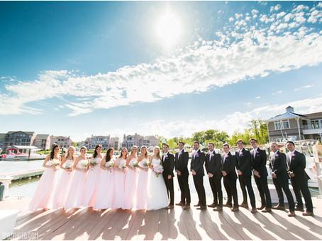 Bold Bridal Venues in Ocean Pines
