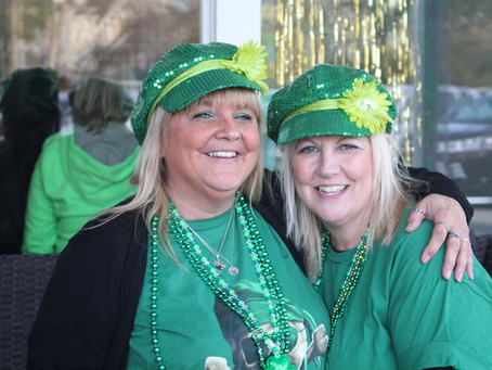 Celebrate St. Pat's Day at the Yacht Club