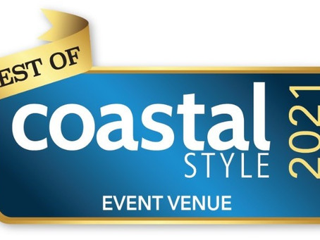 Yacht Club Named 'Best Event Venue'
