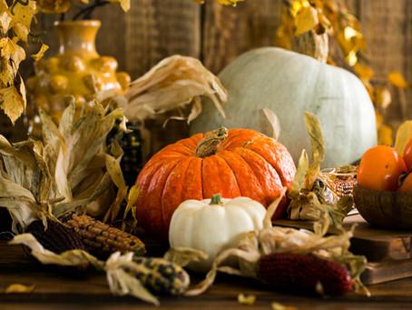 RSVP for Thanksgiving Buffet