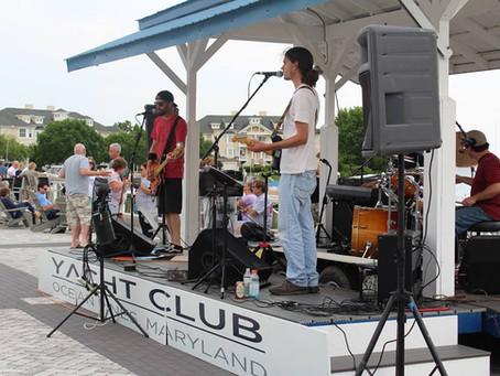 Yacht Club Announces Summer 2019 Concert Lineup