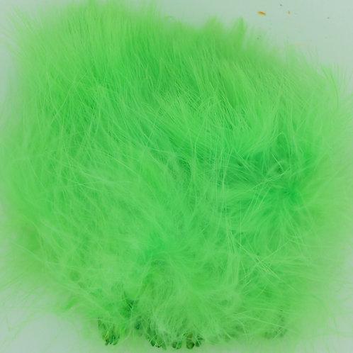 Fluorescent Green-Custom Marabou
