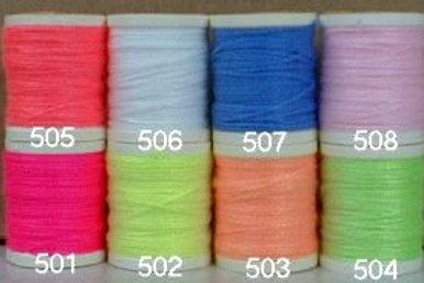 Danville Fluorescent Nylon Wool Thread
