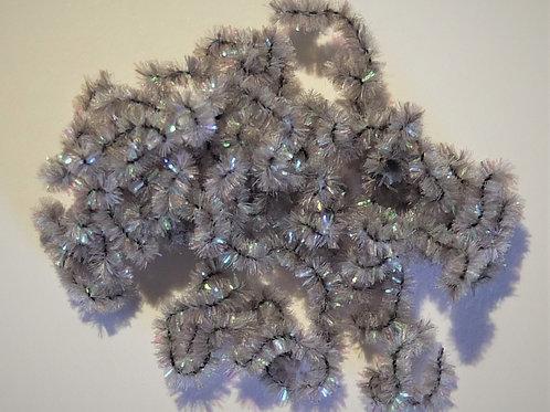 Charcoal Pearl-Custom Chenille