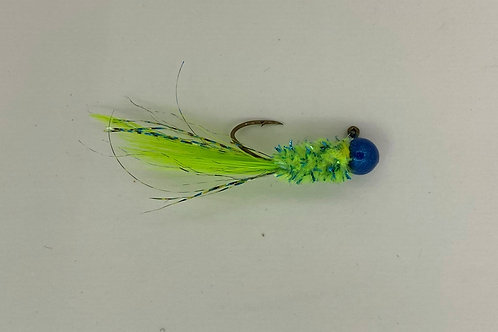 Bluegill-Crappie Brothers Hand Tied Jigs 1/16oz