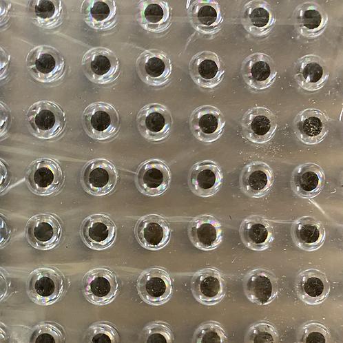 Prism Silver 3D Eye