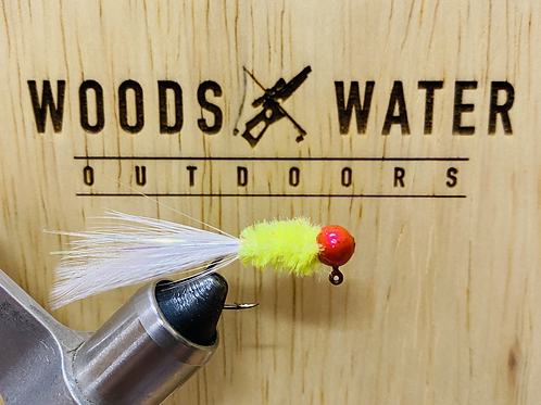 Old Fashion-Crappie Brothers Hand Tied Jigs 1/16oz