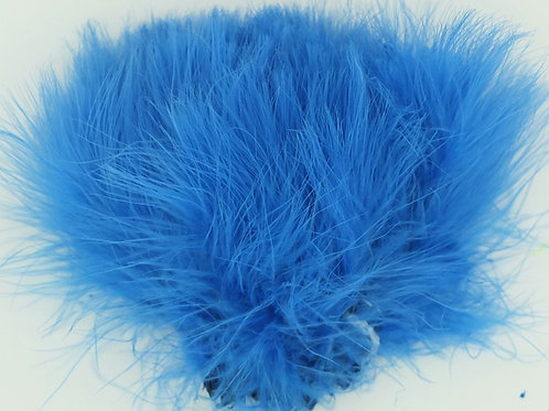 Mahi Blue-Custom Marabou