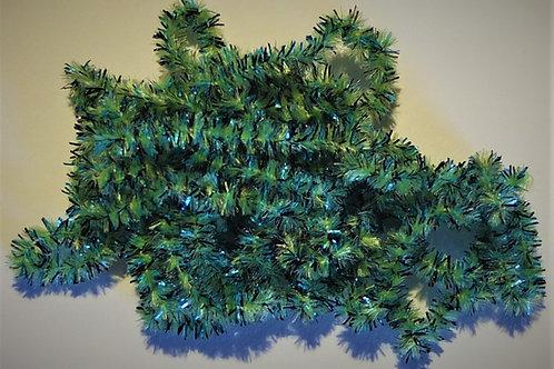 Mossy Blue-Custom Chenille