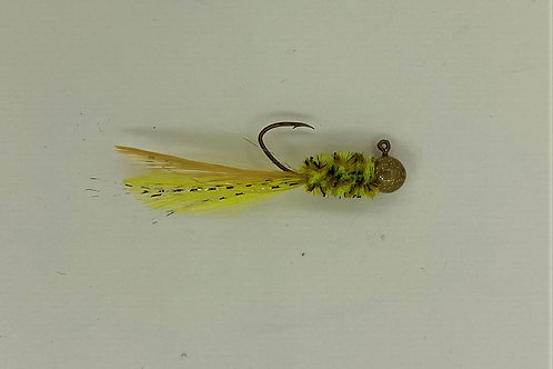Texas Toast-Crappie Brothers Hand Tied Jigs 1/16oz