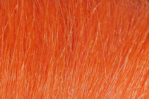 Fluorescent Orange-Craft Fur