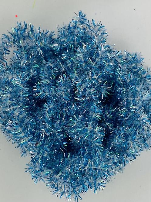 Blue Shimmer-Custom Chenille