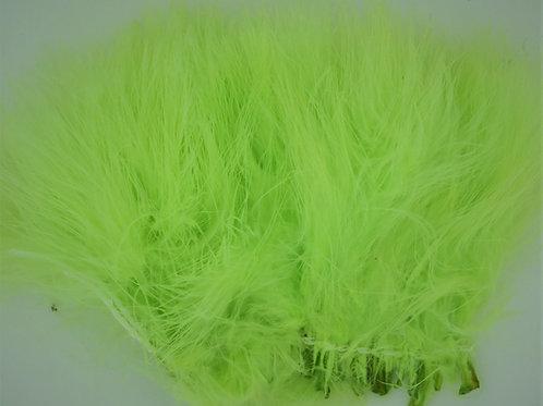 Fluorescent Green Chartreuse-Custom Marabou