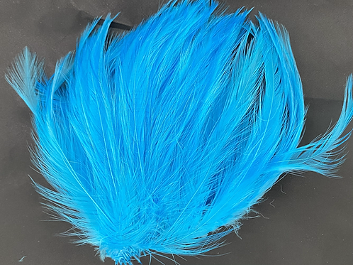 Ocean Water-Custom Saddle Hackle