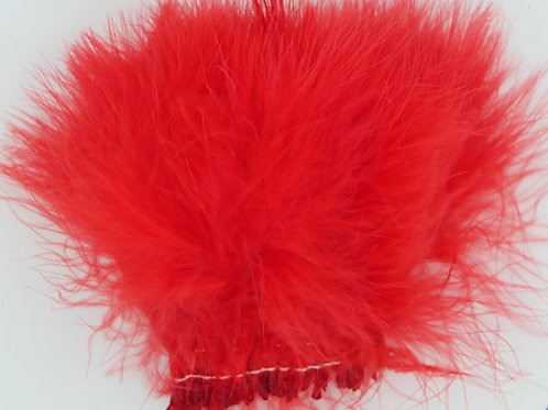 Red-Custom Marabou