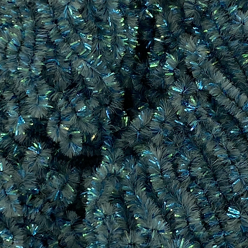 Blue Emerald-Custom Chenille
