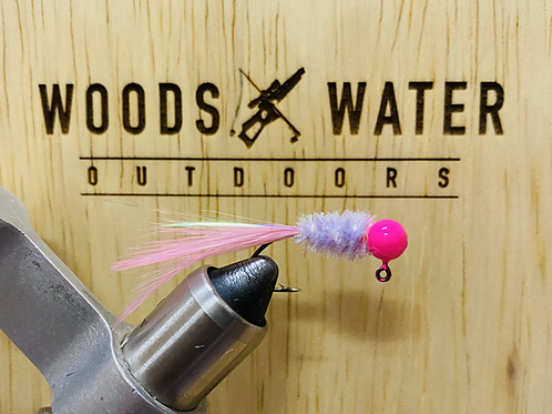 Cold Water Shad-Crappie Brothers Hand Tied Jigs 1/16oz