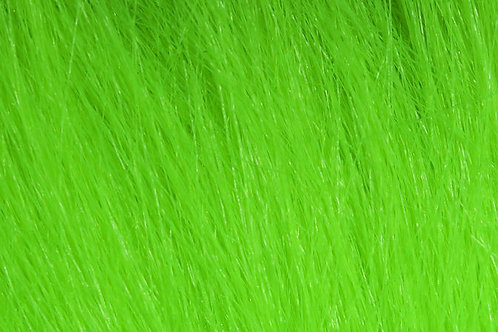 Chartreuse-Craft Fur