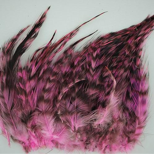 Fluorescent Pink-Custom Badger