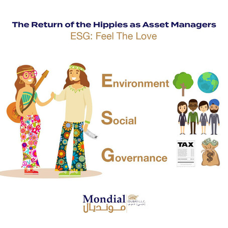 The Return of the Hippies as Asset Managers.