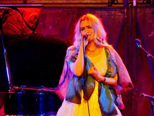 Jannike performed at the legendary Fabrik club in Hamburg