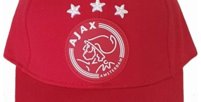Cap AFC Ajax Rood