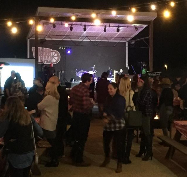 Corporate Event at Rawhide