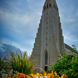 Hallgrims Reykjavik Iceland