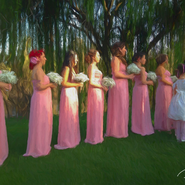 Wedding Line