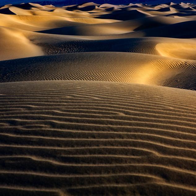 Death Valley Sand Sculpture