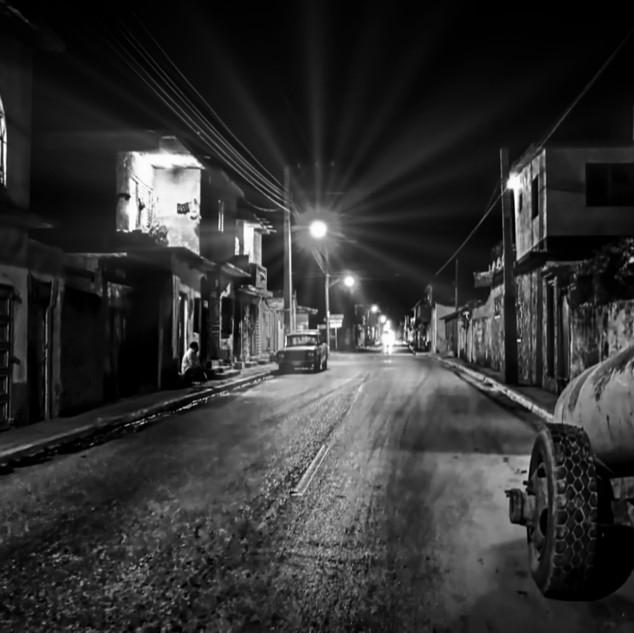 A Scene in Trinidad Cuba