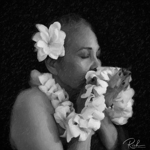 The Aloha spirit of Hawaii