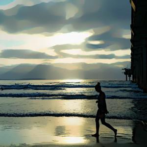 A Sunset Walk