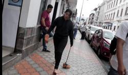 """Patricia Rodríguez, """"El grito de Sísifo"""" ph"""