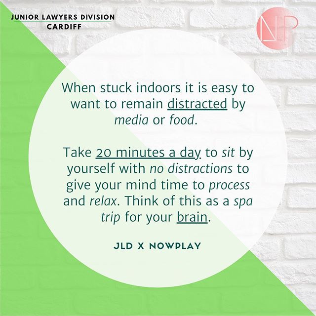 JLD X @nowplayofficial 🌱  #mindfulness