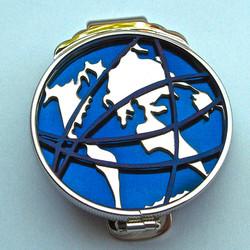 1 WORLD (money-clip)