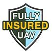 UAV Fully Insured Badge
