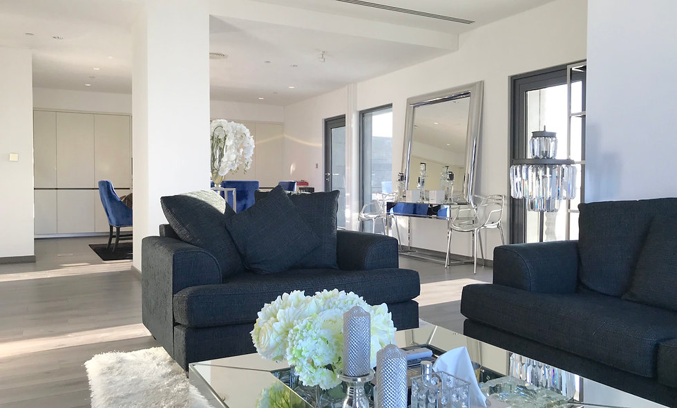 2 Bedroom Terrace | Index Tower | DIFC