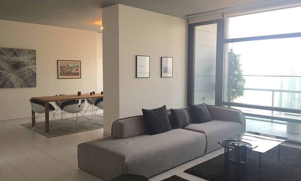 2 Bedroom Corner | Index Tower | DIFC