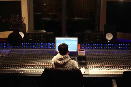 Advance Mixing & Mastering - 1 Song