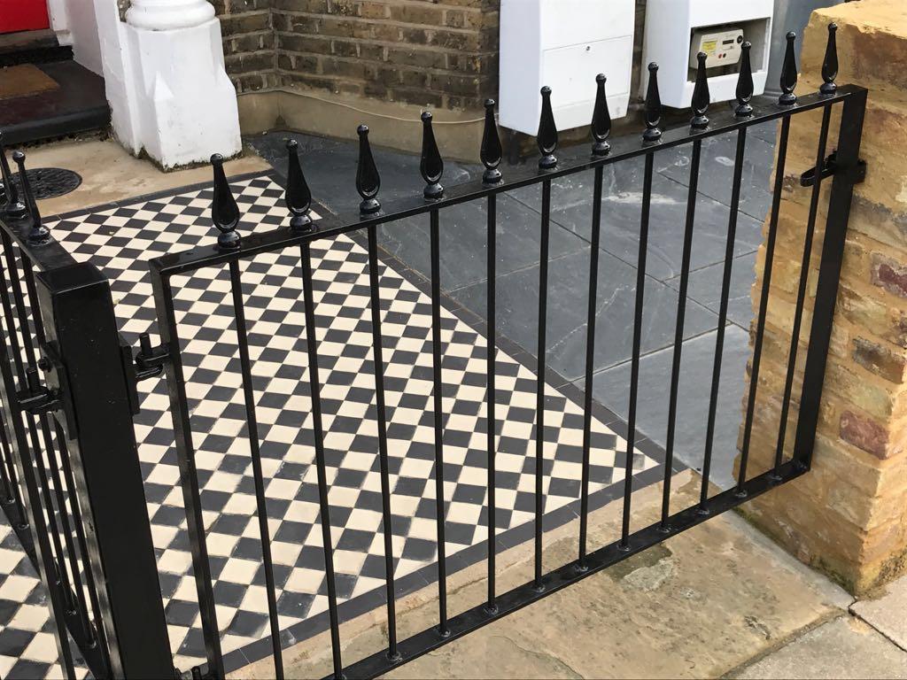 Reclaimed Victorian Tiles